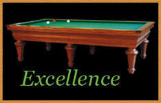 Modèle de billard Excellence